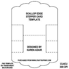 Resultats De Recherche D Images Pour Card Template Stepper Cards Card Making Templates Step Cards