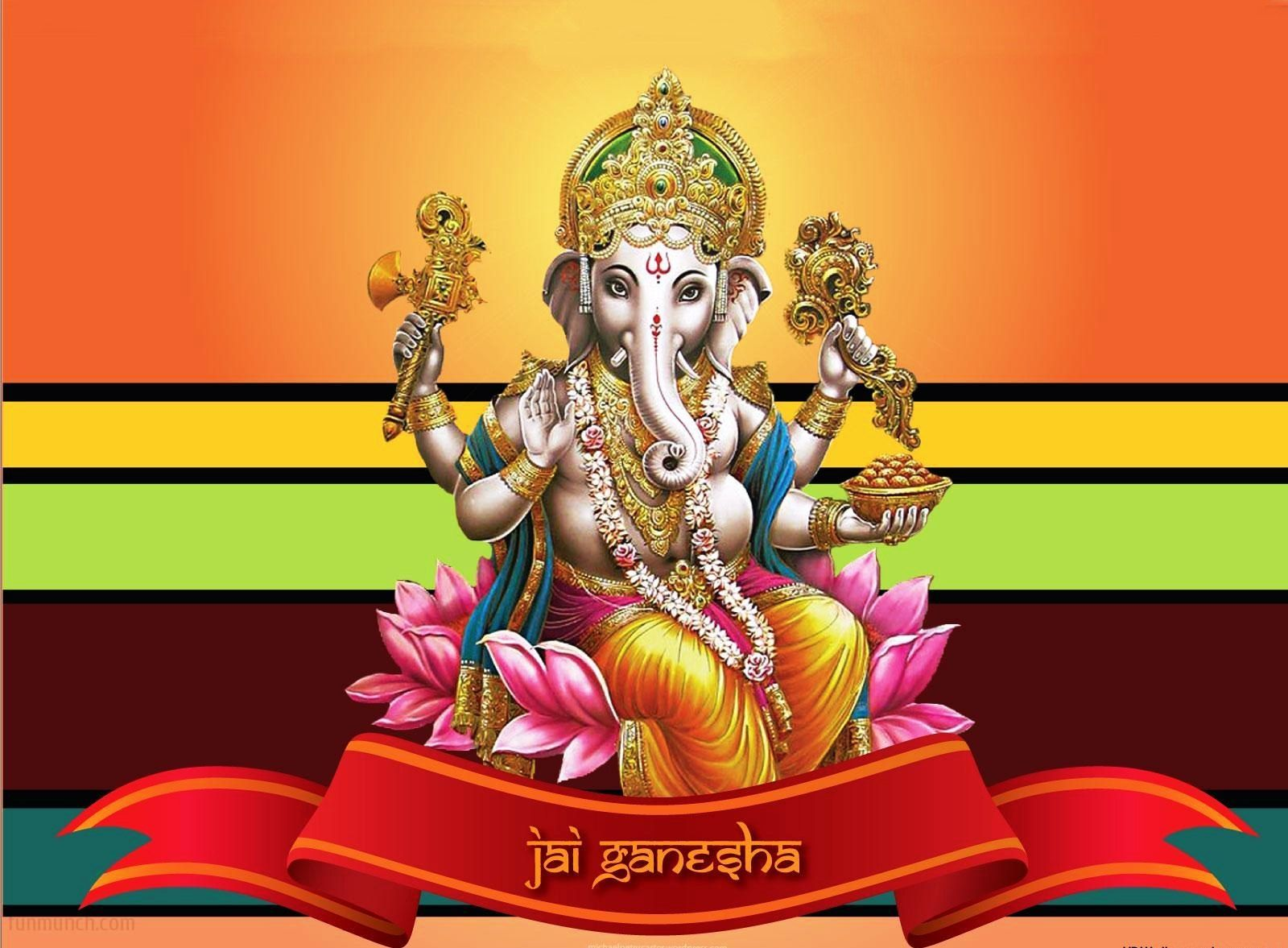 Ganesha chaturthi is the hindu festival celebrated in honour of the god ganesha the elephant