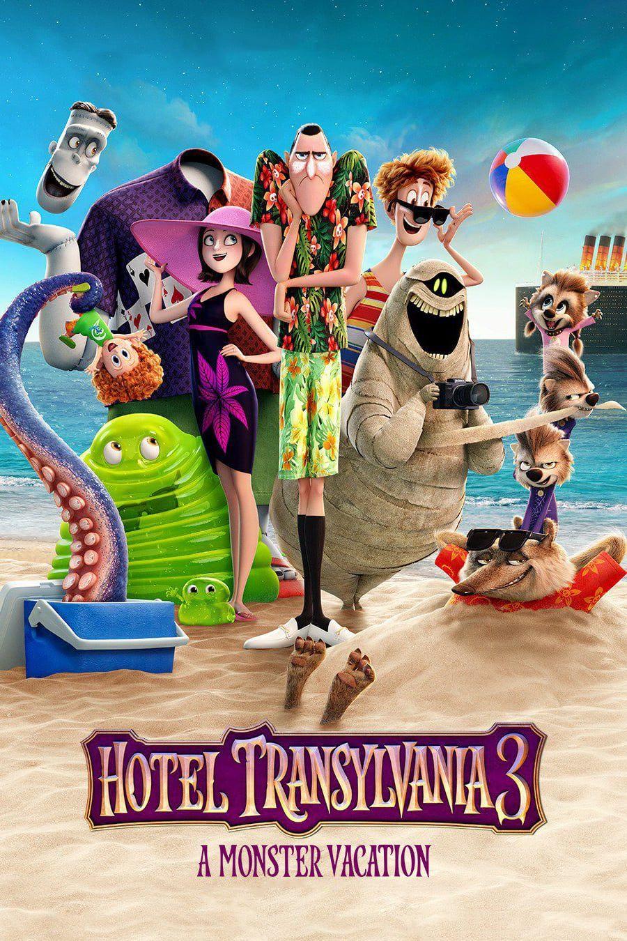 Ver Hotel Transylvania 3 Pelicula Completa En Espanol Latino Gratis Hotel Transylvania Movie Hotel Transylvania Dvd Vacation Movie