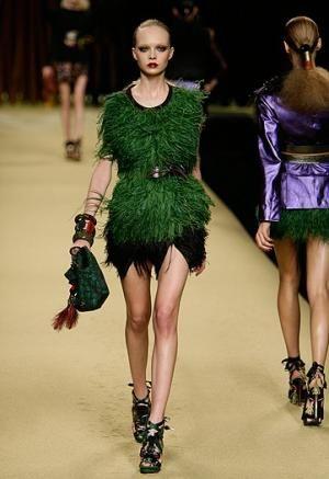 FASHION: Green Fashion #stpattysday #fashion #green