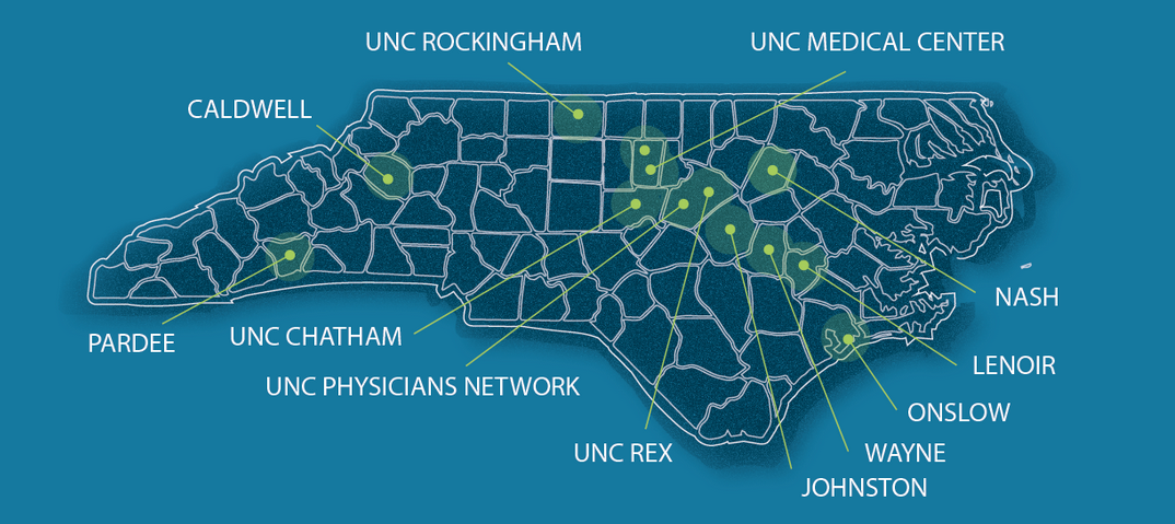 Top 5 Reasons to Join UNC Health Care in North Carolina