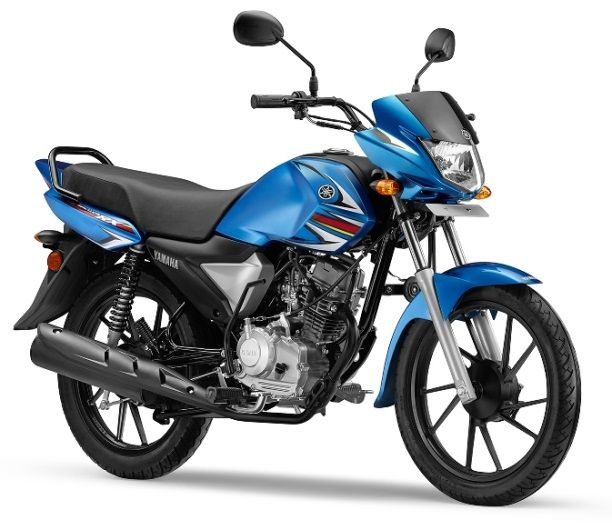 Yamaha Saluto Rx 110 Launched In India Inr 46 400 Yamaha Bike
