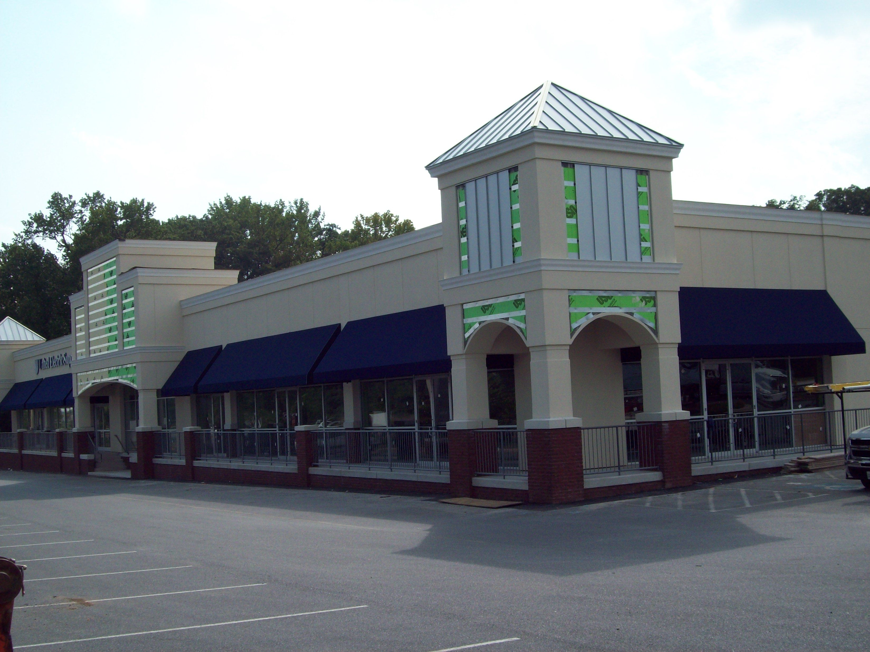 Retail Store Canopies Awnings Retail Store Canopy Fabric Awning