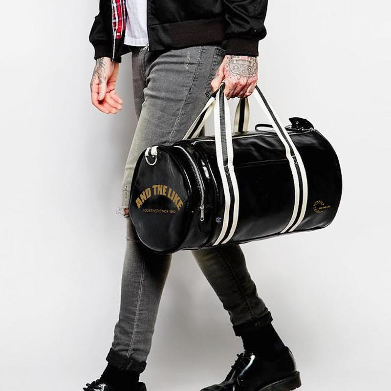bee19c77152261 Vintage Style Gym Bag | Retro Gym & Duffel Bags | Bags, Gym Bag ...
