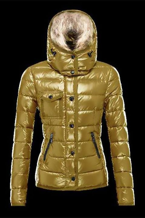 aedfc329fb2 Hot Sell Moncler Armoise Down Jackets For Women Champagne Shop Online Store