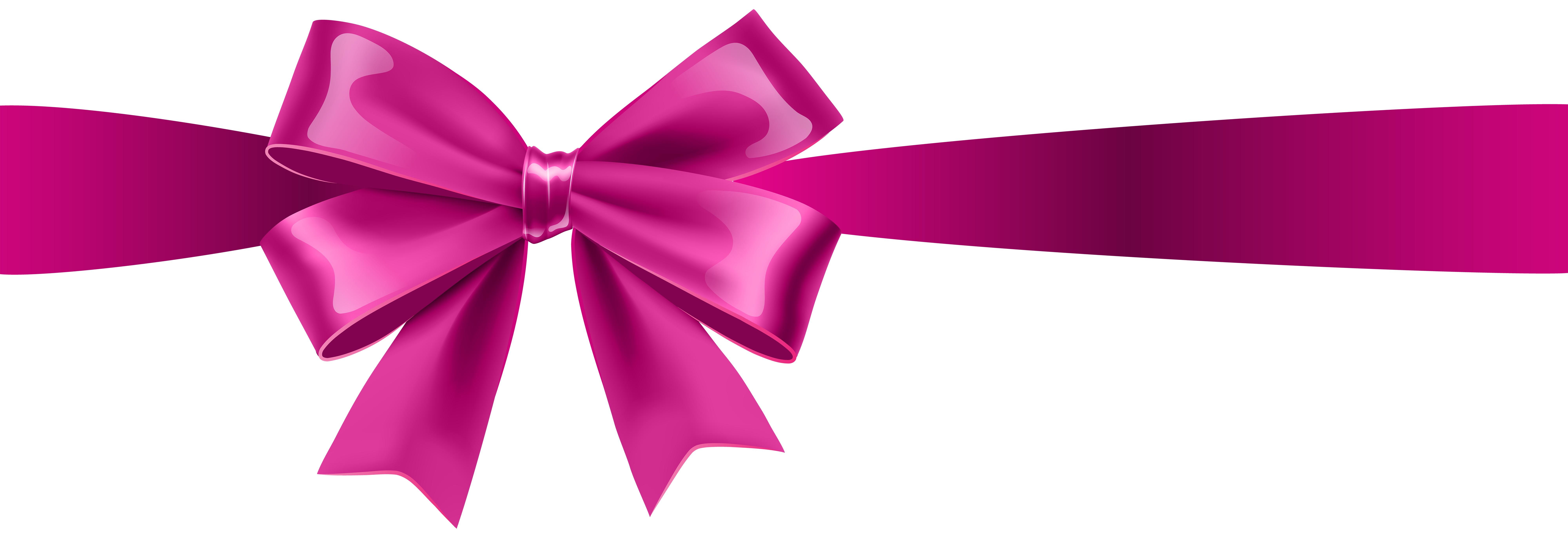 Pink Bow Transparent Clip Art Gallery Yopriceville High Quality Images And Transparent Png Free Clipart Free Clip Art Pink Bow Clip Art