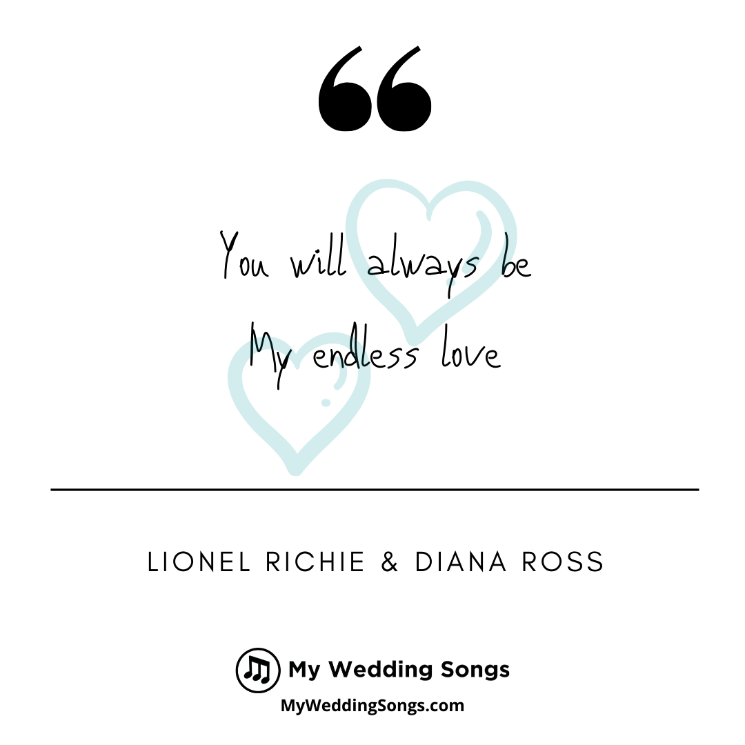 Top 11 Lionel Richie Love Songs My Wedding Songs in 2020