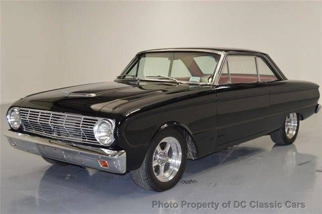 1963 Ford Falcon Coupe With Images Ford Falcon Car Model Coupe