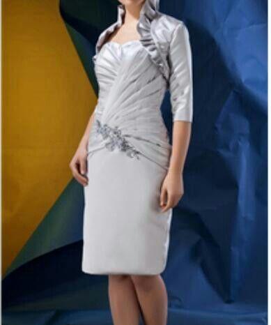 Maravilloso vestido con cuenta silieta vaina   Moda femenina ...