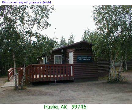 post office huslia alaska alaska my grandkids live there