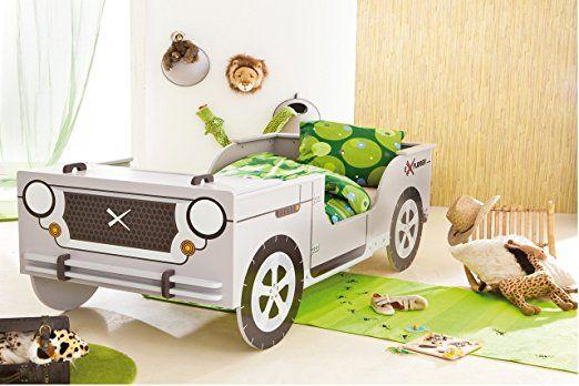 tolles Kinderbett Auto für Jungen. Ideen fürs Kinderzimmer