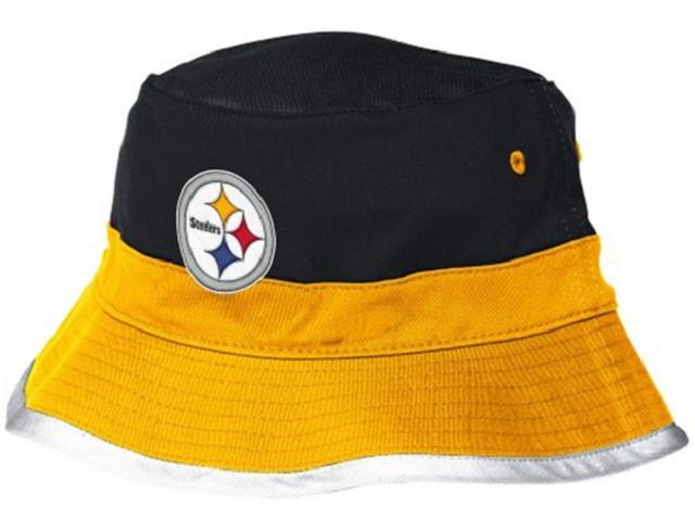 NFL Pittsburgh Steelers Bucket Hats Fisherman Caps  0d90c4012