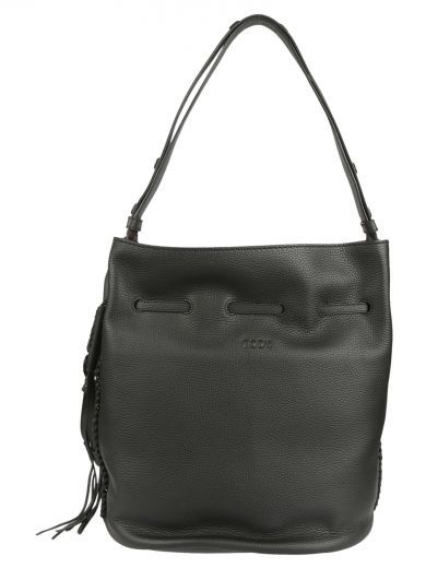 7bb28f628c TOD'S Tod'S Large Gipsy Bucket Bag. #tods #bags #hand bags #bucket ...