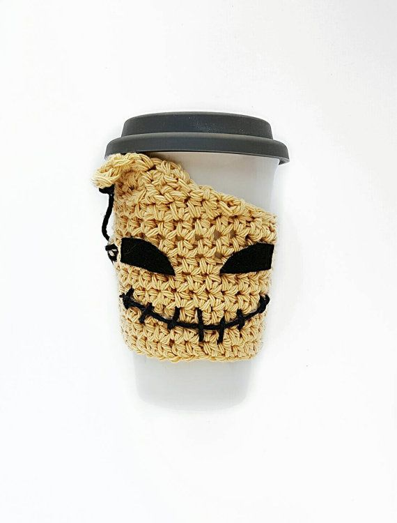 Oogie Boogie Inspired Cup Cozy by MagicalAdornments on Etsy ...