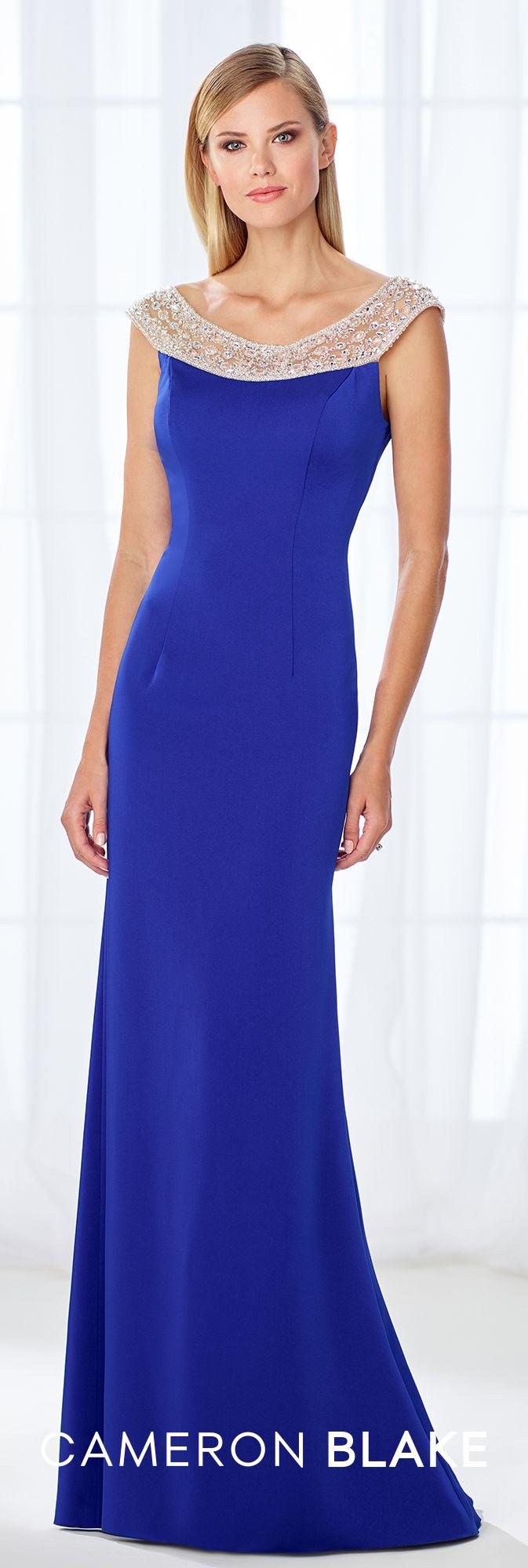Cameron Blake - Evening Dresses - 118663 | Vestiditos, Elegante y ...