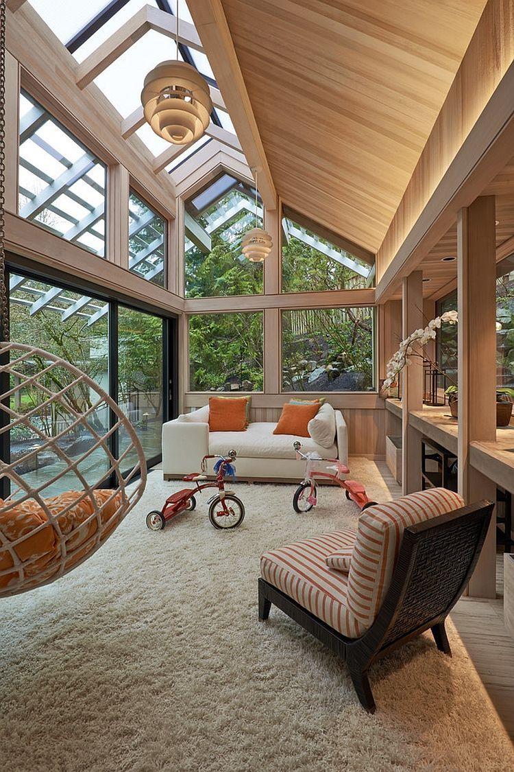 Sunroom Addition House Design Conservatory Design: Sunroom Furniture, Small Sunroom, Sunroom Decorating