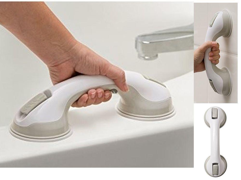 Bathroom Grab Bar Bath Safety Handle Bars Shower Handles Bathtub ...