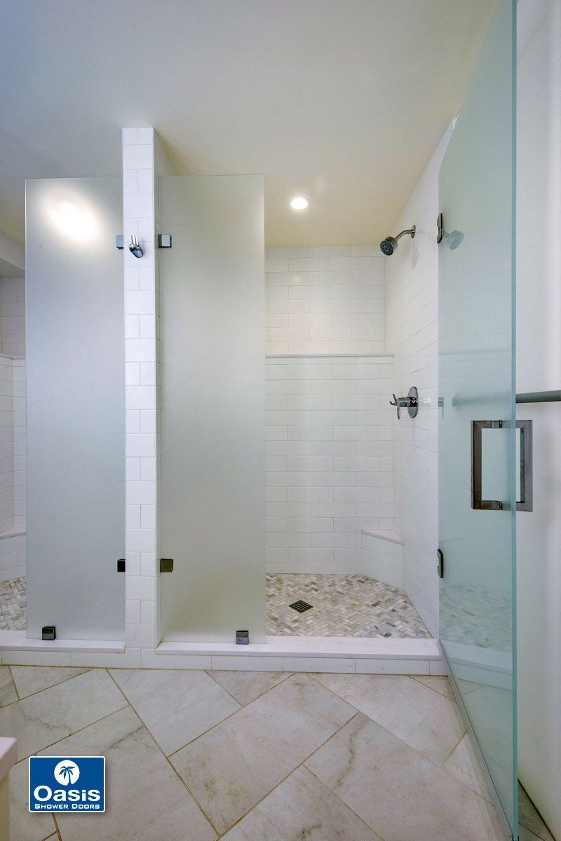 Frameless Shower Doors Panels Oasis Shower Doors Ma Ct Vt Nh In 2020 Bathroom Shower Doors Shower Doors Shower Door Panel
