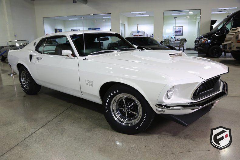 Ebay 1969 Ford Mustang Boss 429 1969 Boss 429 1 Of 859 Rare S