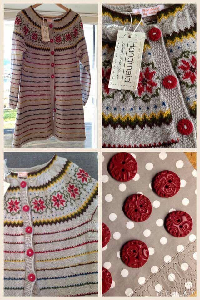 Enormt Lang lev landlig kofte | Lev landlig kofte | Knit Crochet ZM-13