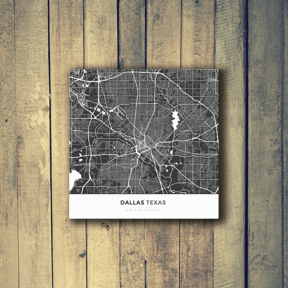 Houston Map Framed%0A Framed Map Poster of Dallas Texas  Subtle Ski Map  Dallas Map Art   Framed  maps and Products