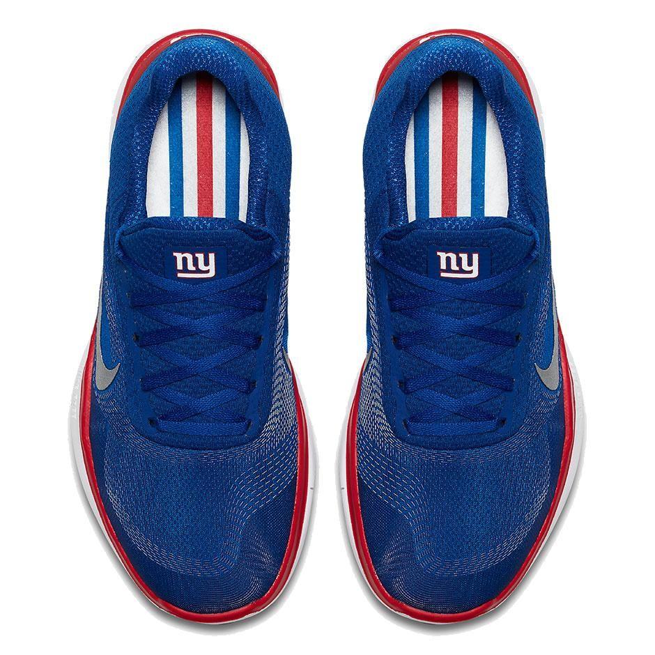 New York Giants Nike NFL Free Trainer V7 Week Zero schuhe