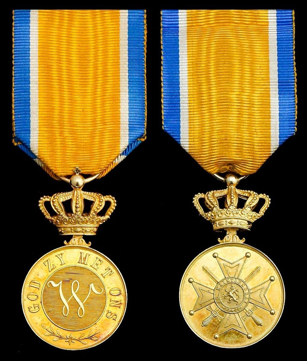 NETHERLANDS, Kingdom Order of Orange Nassau, Military