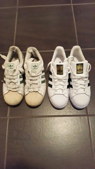 adidas superstar old