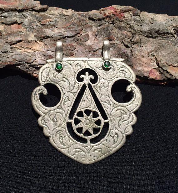 Old vintage pendant kuchi pendant handmade jewellery kuchi jewelry old vintage pendant kuchi pendant handmade jewellery kuchi jewelry afghani jewelry tribal jewelry pendant aloadofball Images
