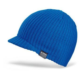 f696c293eb6 DAKINE Men s Waffle Visor Beanie (Blue