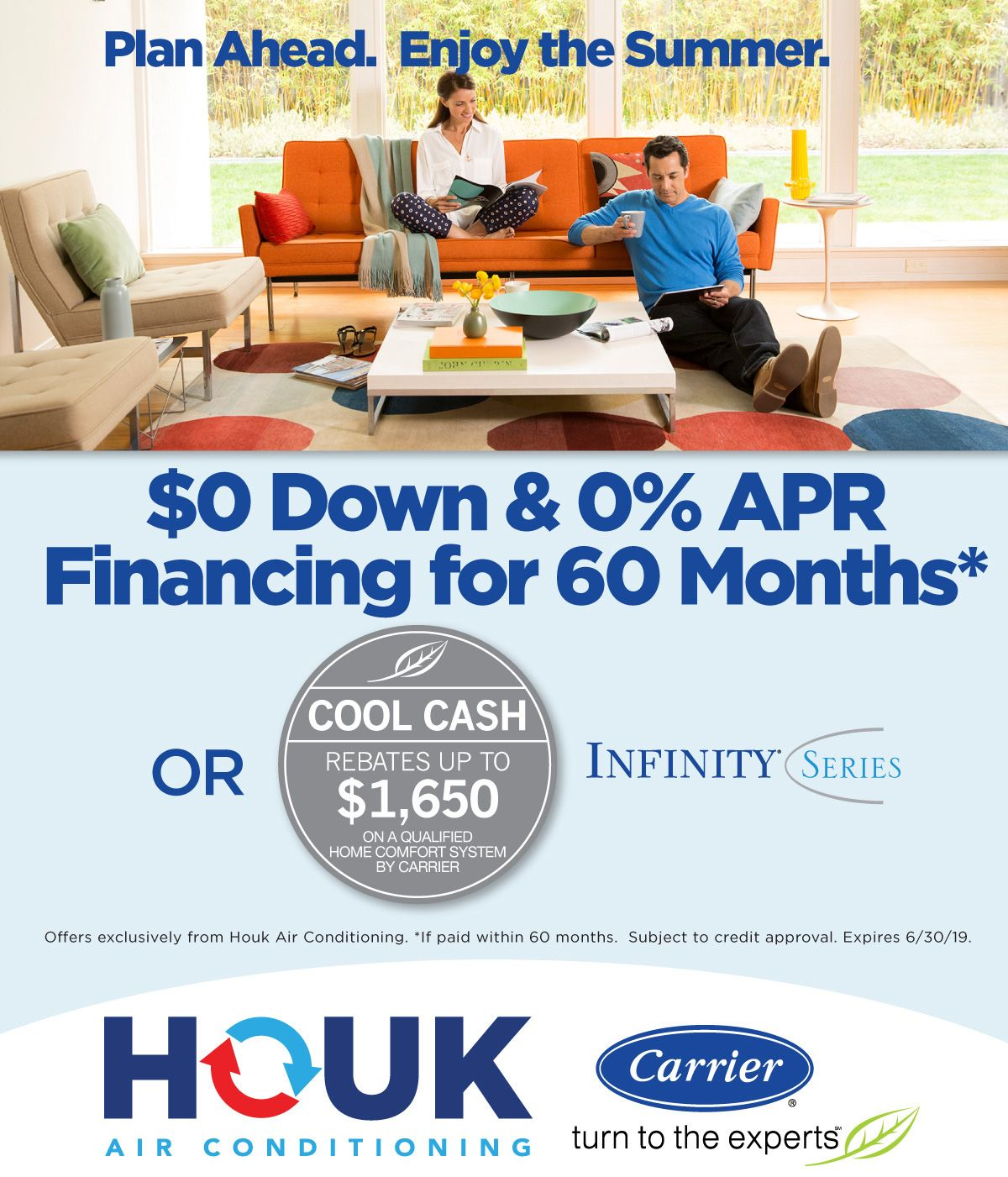 Enjoy the summer with exclusive offer from HOUK Air