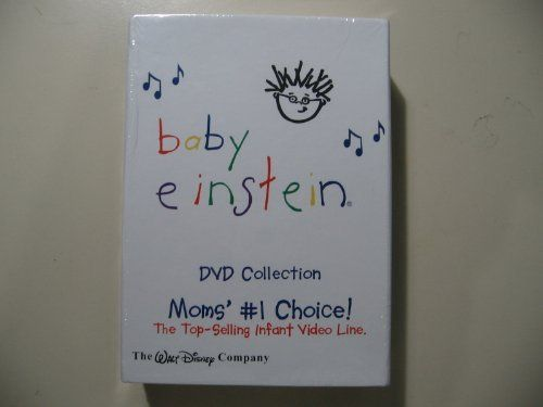 Baby Einstein DVD Collection (786936244885) Complete 26