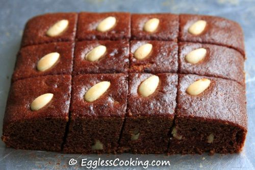 Vegan Date Cake Recipe Eggless Cooking Recipe Date And Walnut Cake Date Cake Cake Recipes