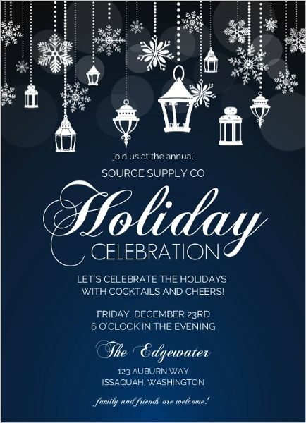 Office Holiday Party Invitation Wording Ideas From Purpletrail Holiday Party Invitations Office Christmas Party Invitation Christmas Party Invitation Wording