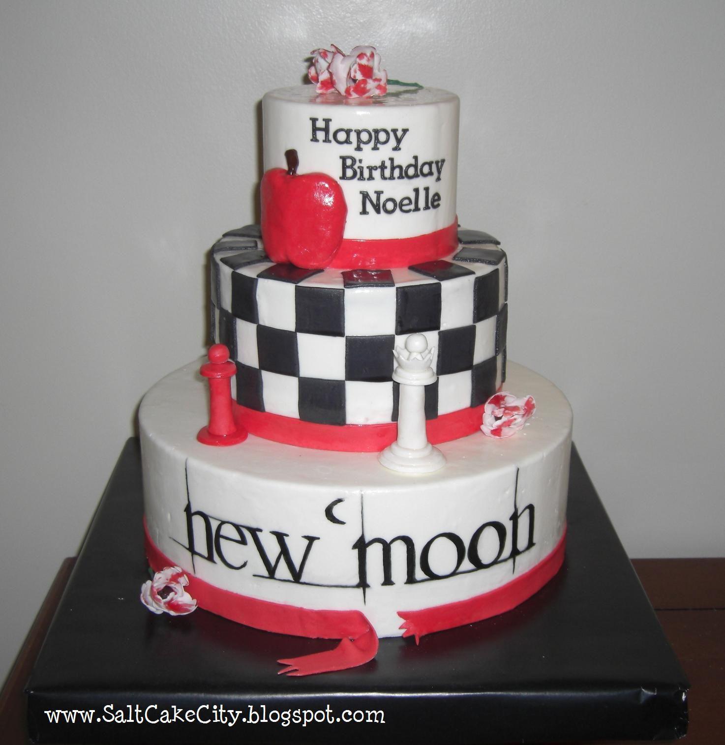 Twilight Birthday Cakes Google Search Twi Mom Pinterest