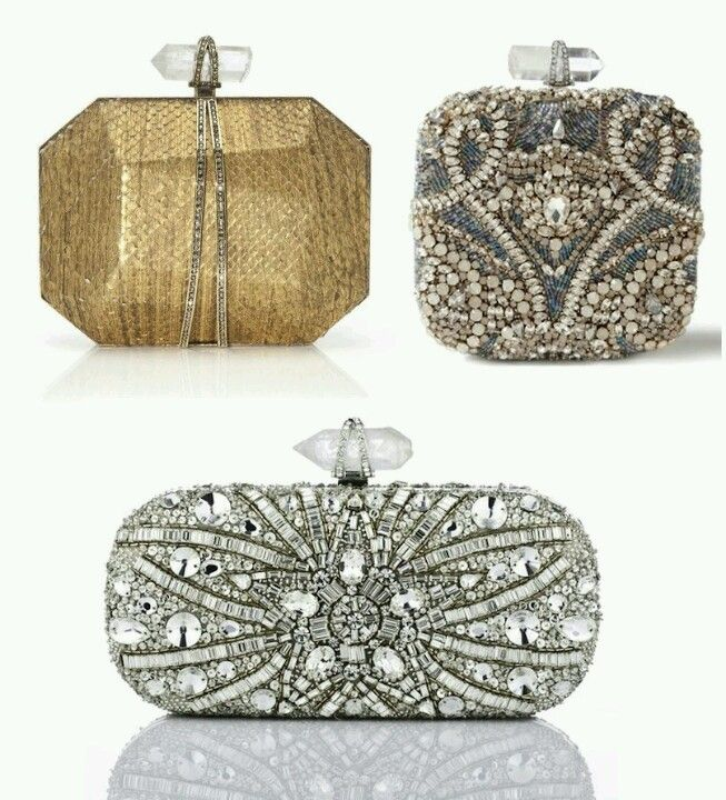 Clutches...love them.