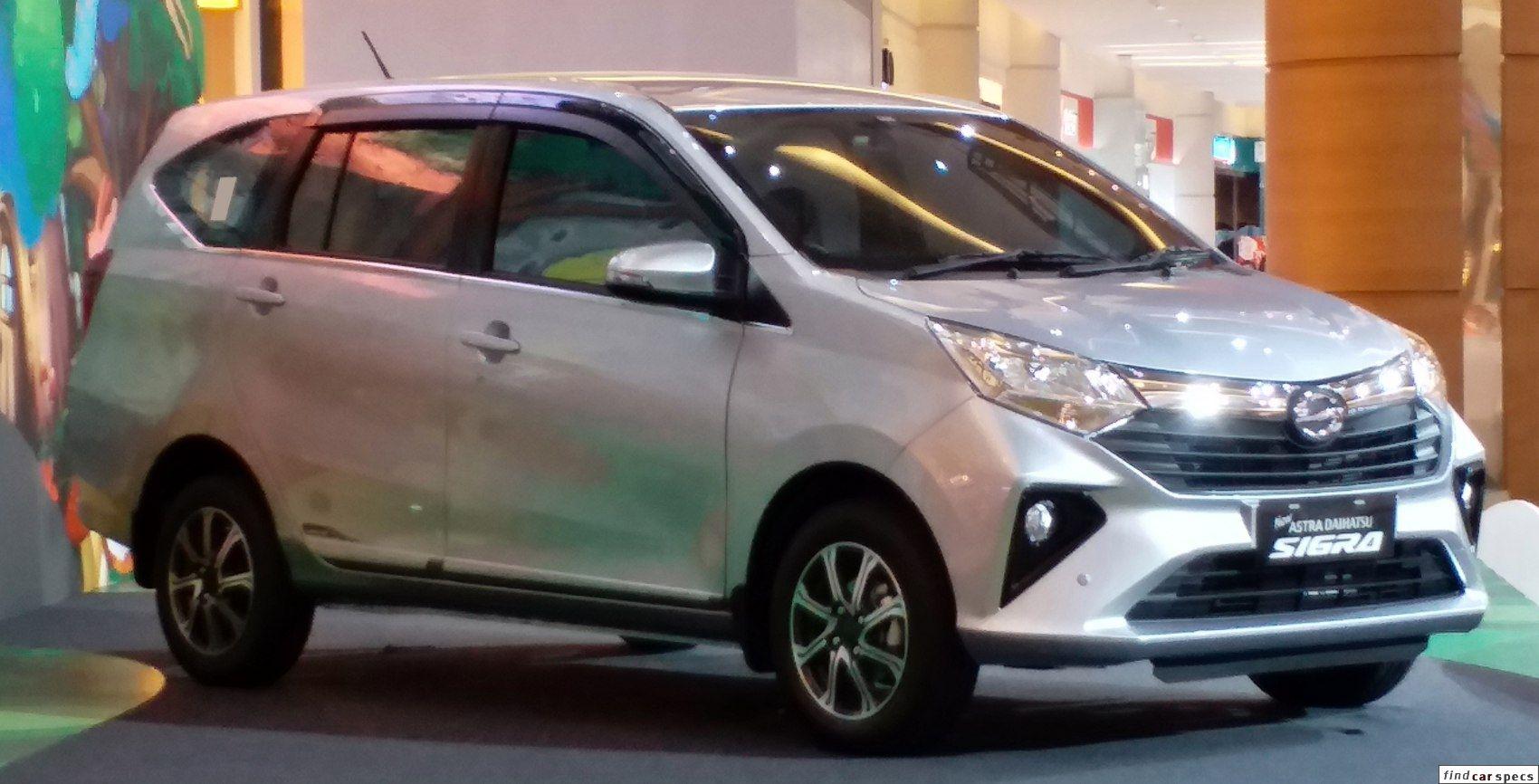 Kelebihan Toyota Sigra Spesifikasi