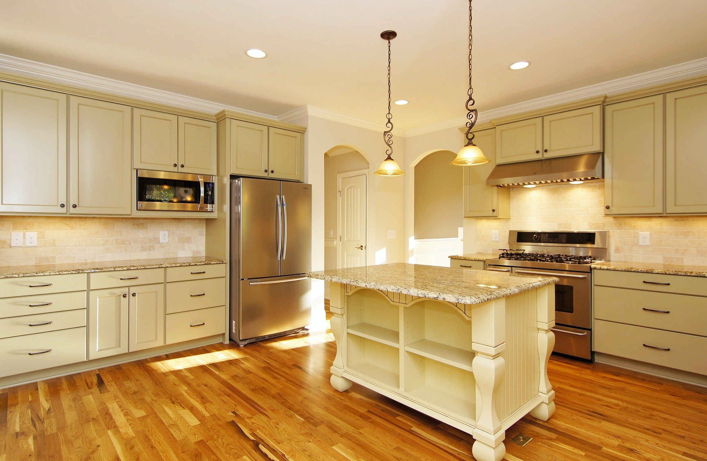 Nottingham Kitchen By Homes By Dickerson Kitchen Home