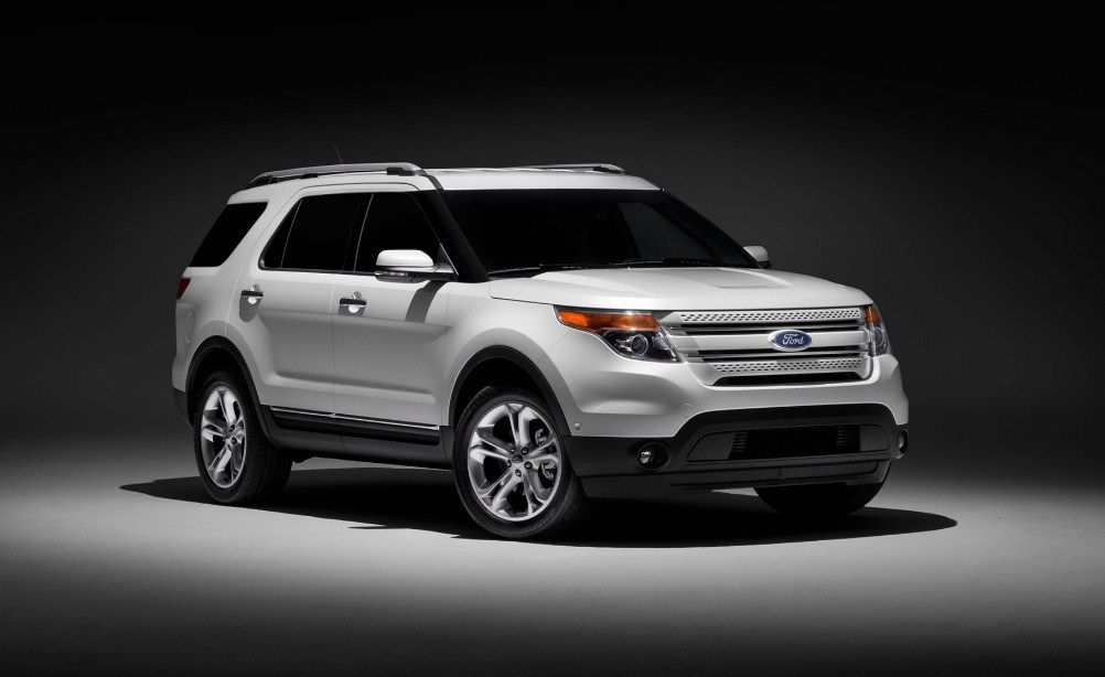 2018 Ford Explorer Price And Review 20172018 Car