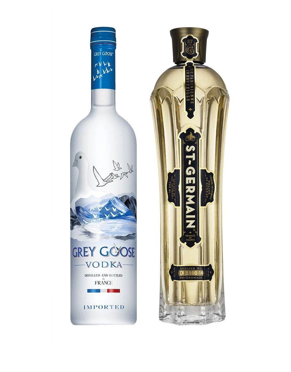 Grey Goose St Germain Spritz Kit Vodka Vodka Brands Grey Goose