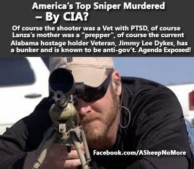 f1c13e03dae02de09b6e93ea68e7c913 america's top sniper murdered by cia? here is the story on the