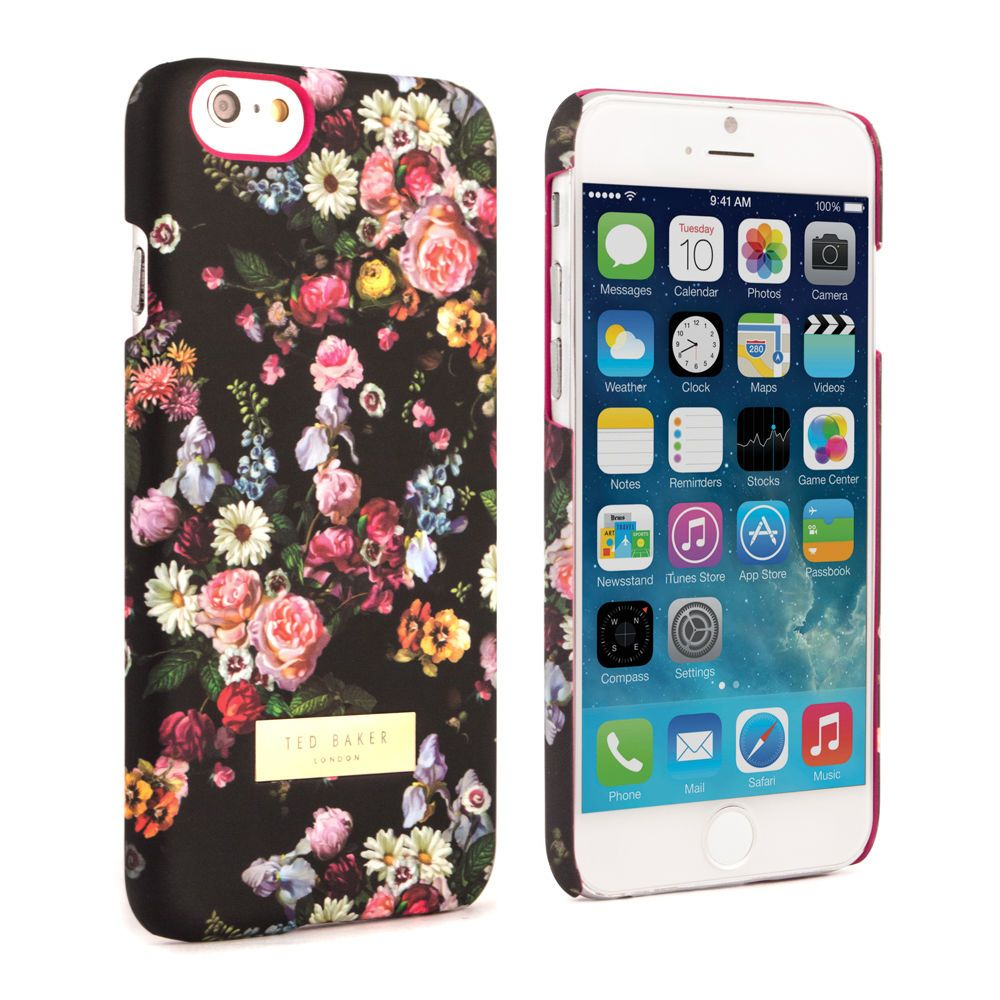 OFFICIAL Ted Baker Case for iPhone 6 / New 6S TANALIA Oil Blossom Floral Case #TedBaker