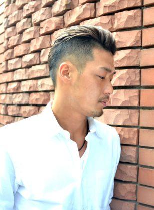 Yahoo 検索 画像 で ヘアスタイル男 50代 白髪 刈り上げ を検索