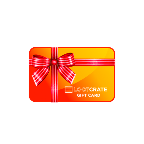Loot Crate Digital Gift Card - Loot Crate Gifts | Geeky ...