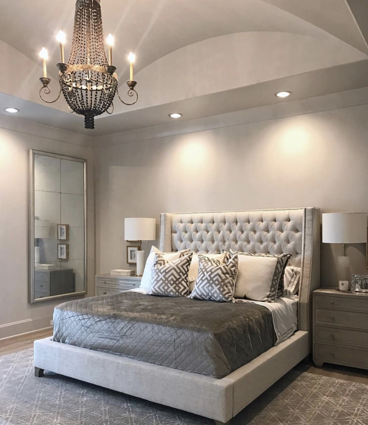 5 Calming Bedroom Design Ideas The Budget Decorator: Pin By Caryn Zehnder On Glamorous Lives, Stylish Spaces