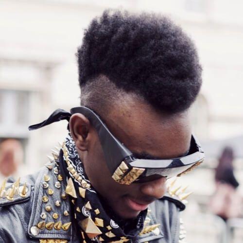 Más inspirador peinados afro hombre Imagen de cortes de pelo Ideas - 50 Afro Peinados para Hombres | Pelo afro hombre, Peinados ...