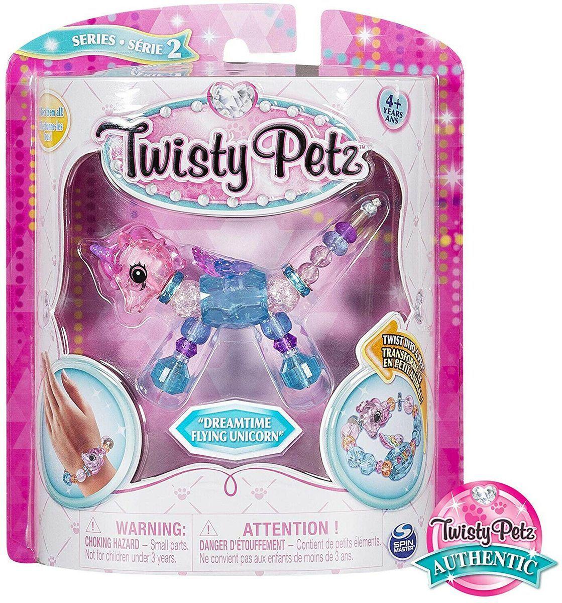 Neu Eingetroffen Twisty Petz 2 In 1 Verwandlungsarmband