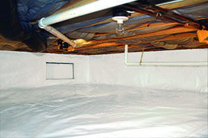 Insulating a Crawl Space   What's right, what's wrong & what will cause problems