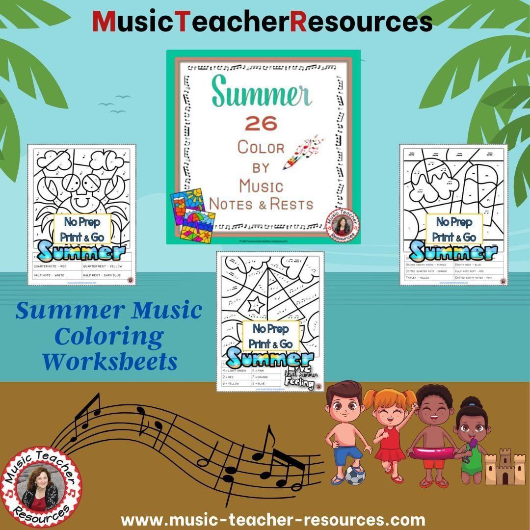 Kim Maloney Music Teacher On Instagram Summer Music