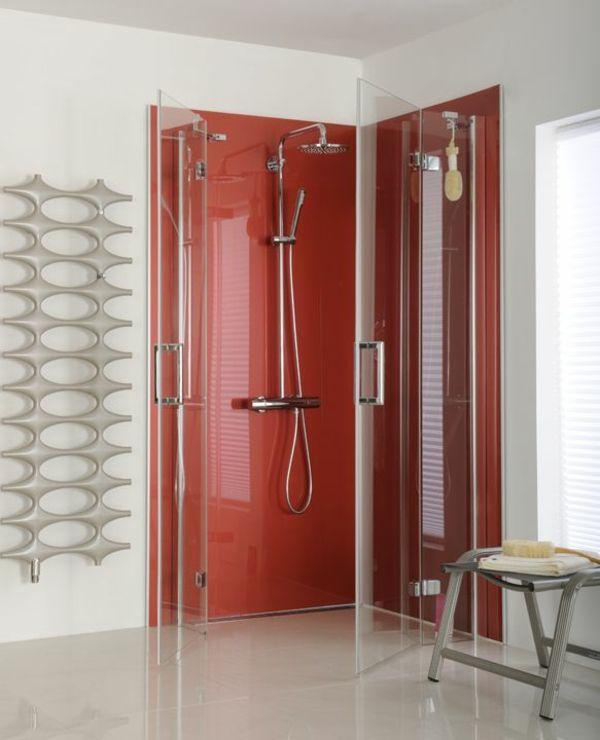 Kleines Bad einrichten - nehmen Sie die Herausforderung an - freistehende badewanne einrichten modern